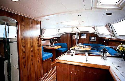 Jeanneau_43_DS_Example Interior