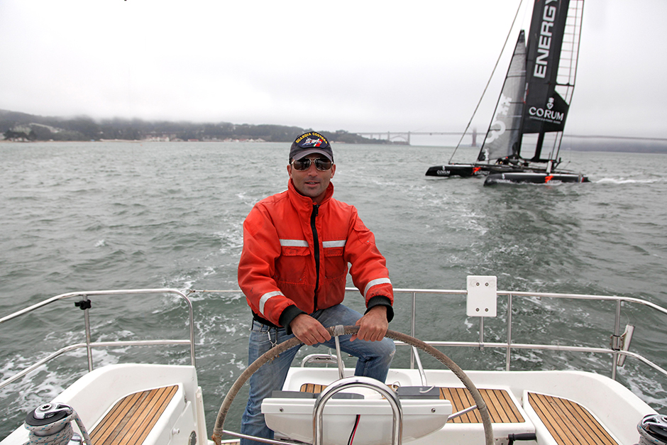 Private Sailing Charters On San Francisco Bay