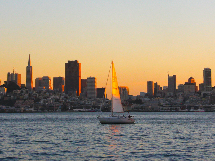 Two-Hour Sunset Cruise with Wine Included
