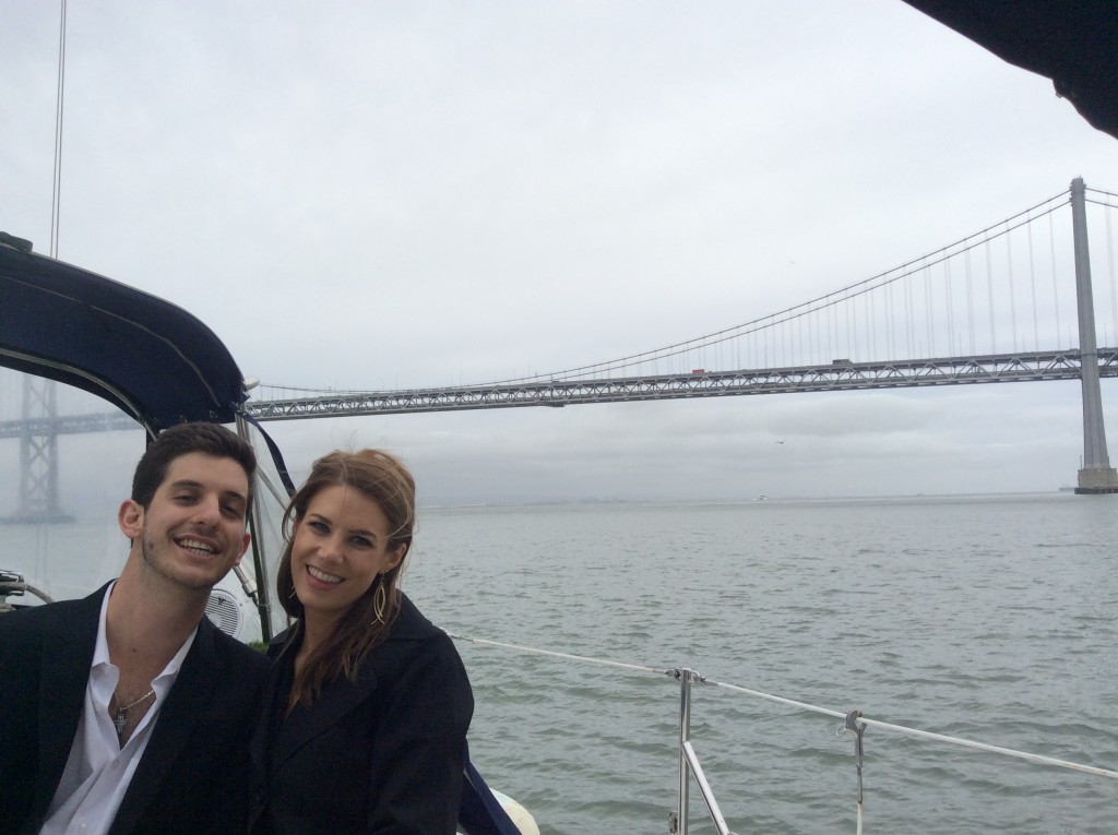 private sailing charter with captain san francisco