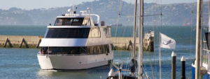 149 person dinner cruise yacht