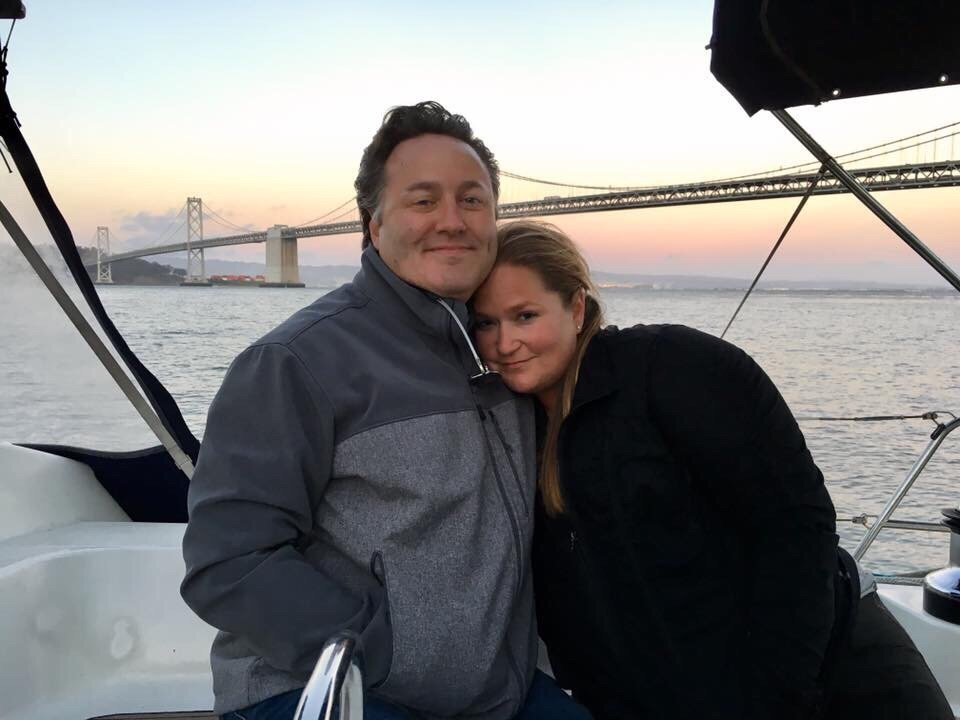 chloe charter my sailboat in sf bay and experienced the joy of sailing in san francisco bay
