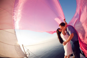 book a sailing charter with captain san francisco and you will have romantic views of sf bay on your own private yacht